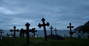 graveyard, cemetary