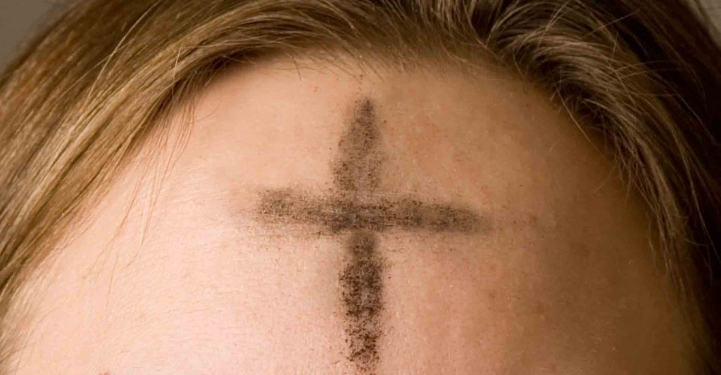 Ash Wednesday is a holy day of invitation