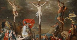 crucifixion of Christ and discipleship