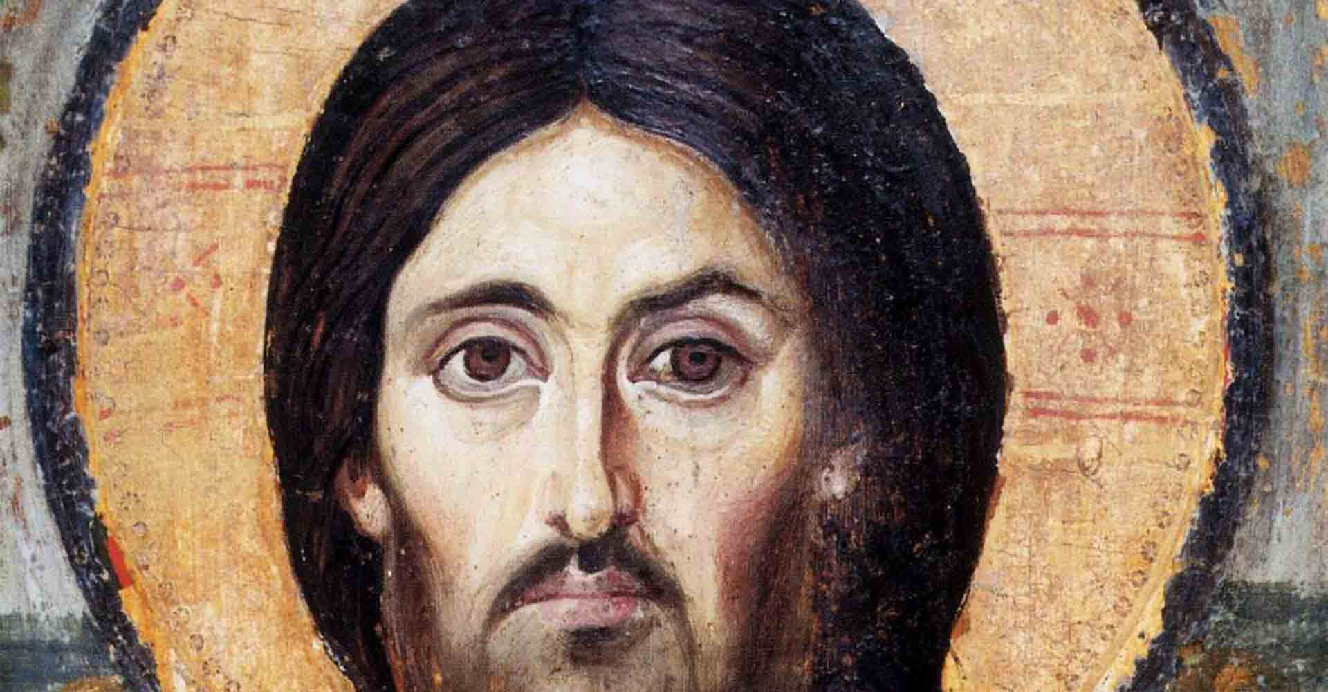 definitive meaning. icon of jesus christ. \u201c definitive meaning i