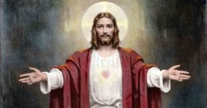 Waiting for the Lord Jesus Christ, Sacred Heart of Jesus