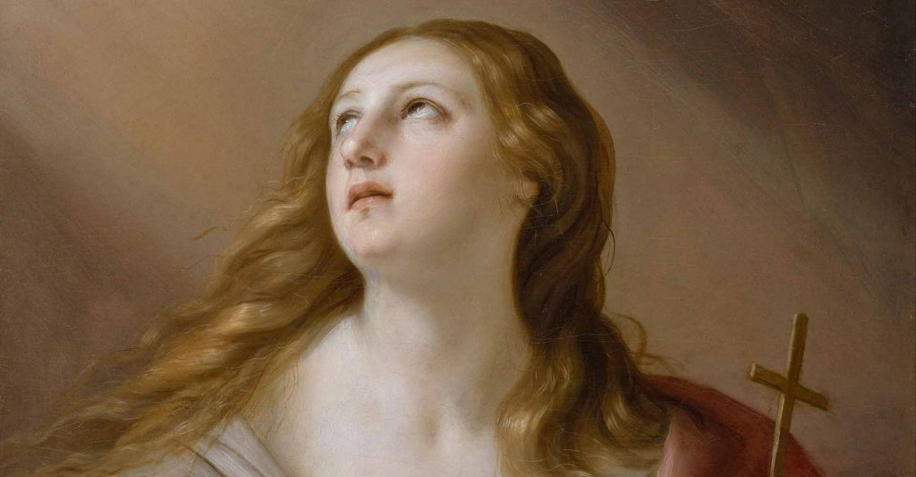 The Life of Mary Magdalene Demonstrates the Transformative Power of Christ