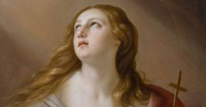 Mary Magdalene and her life