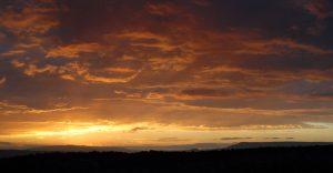Glade Park at Sunrise