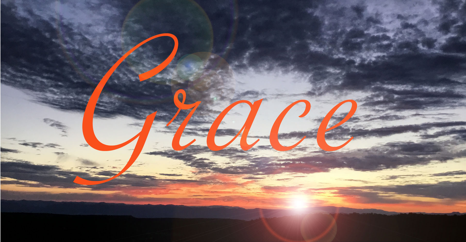 Grace by Deacon Frederick Bartels