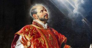 St. Ignatius of Loyola and the importance of repentance