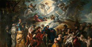 Transfiguration of Christ and humanity's future