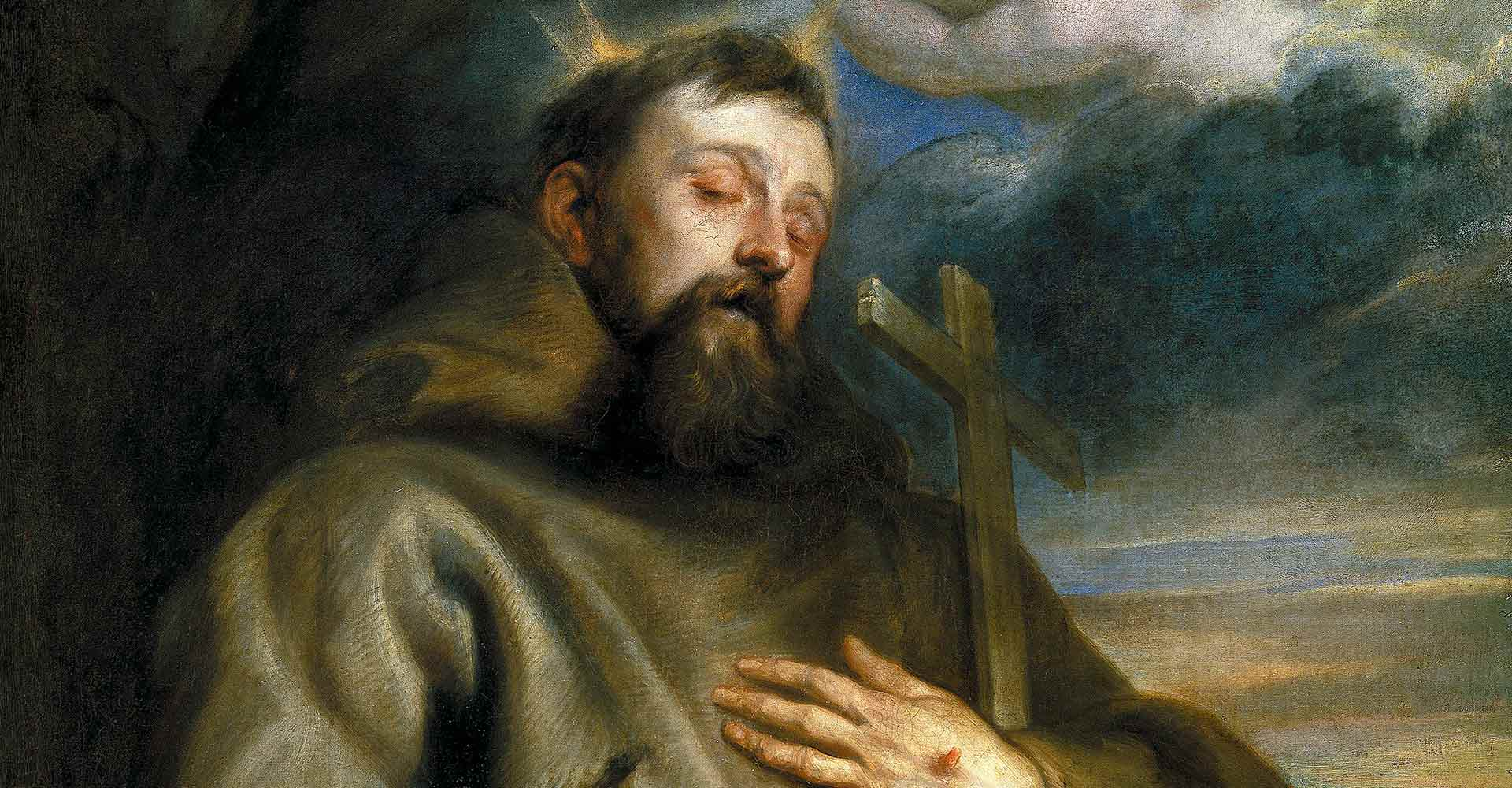 St. Francis of Assisi in Ecstasy