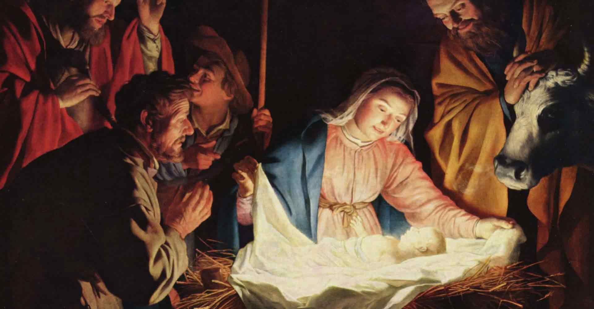 Nativity, Birth of Christ, Incarnation