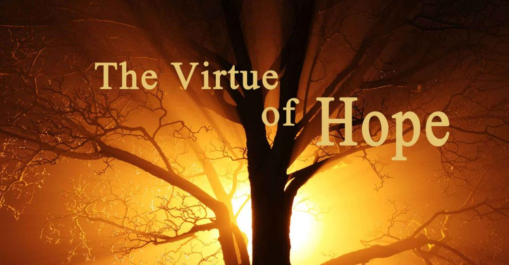 The theological virtue of hope