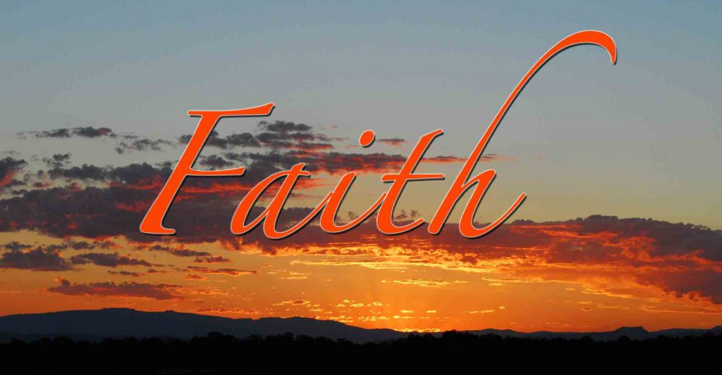 theological virtue of faith