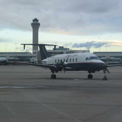 Beech 1900 Great Lakes Airlines