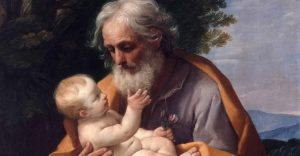 St. Joseph with the Infant Jesus