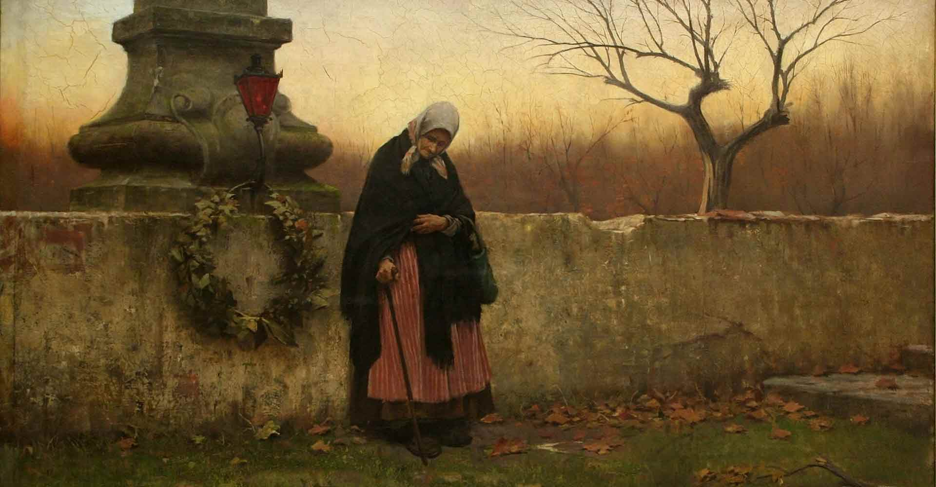 All Souls Day, Grief, Grieving