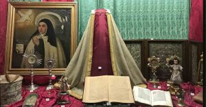 St. Teresa of Jesus: Imaginary Dialogues in Avila and Seville