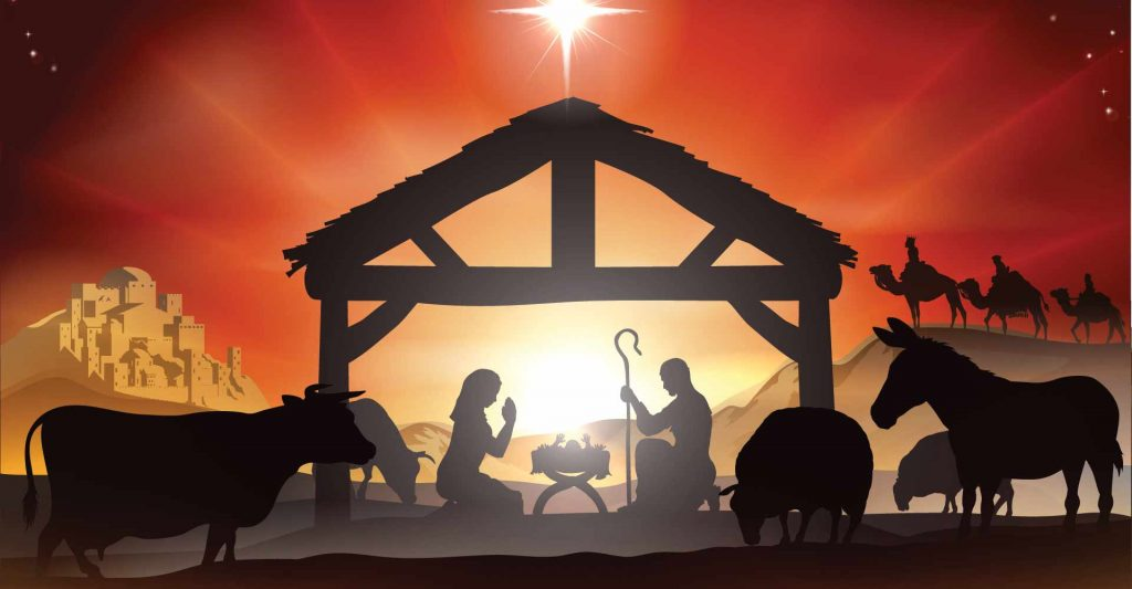 Nativity, Birth of Christ, Christmas, Joy In Truth