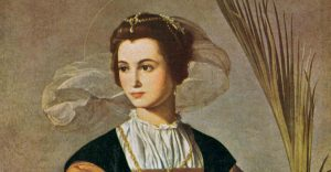 St. Agnes, Virgin and Martyr