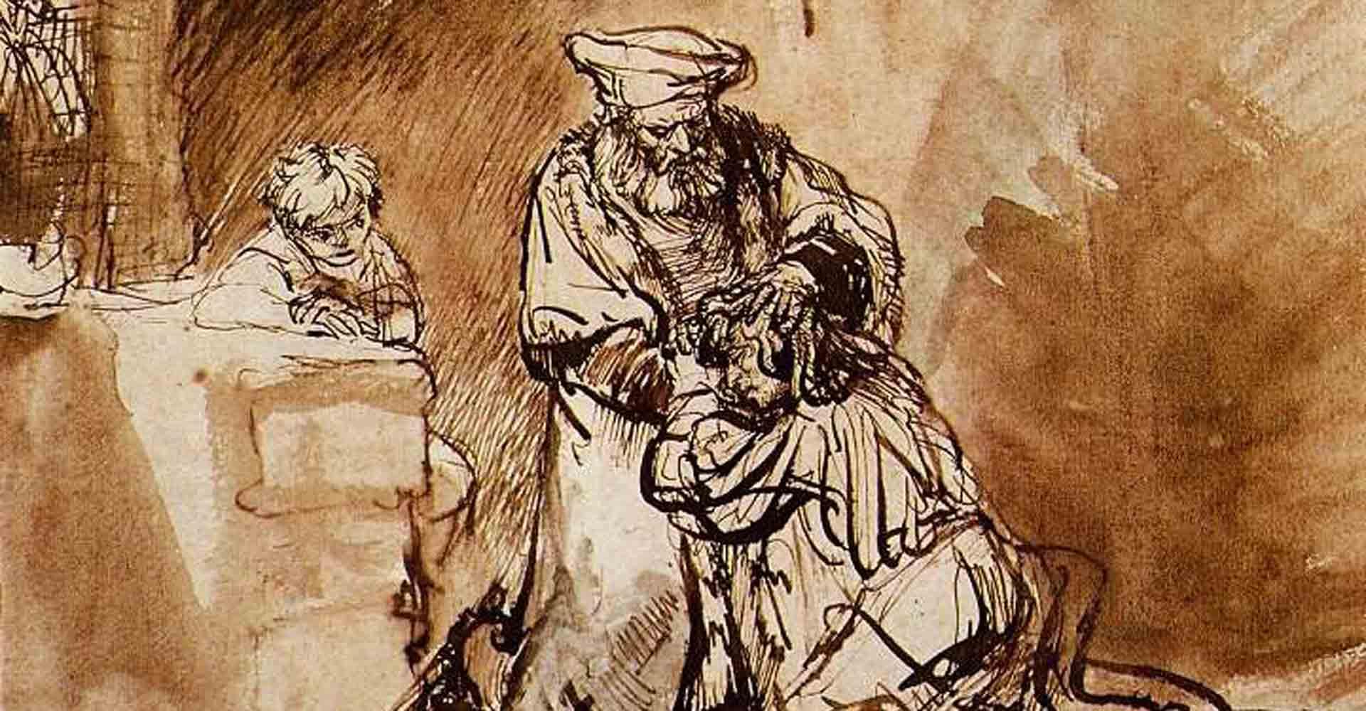 A Lenten Reflection on the Story of the Prodigal Son — Joy ...
