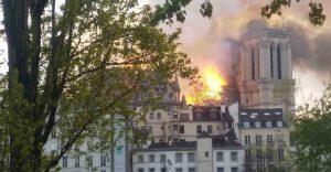 Notre-Dame-Fire