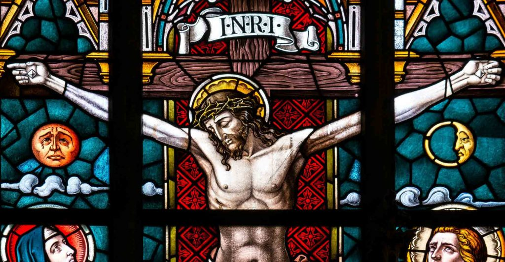 Jesus Christ Crucified, the Messiah