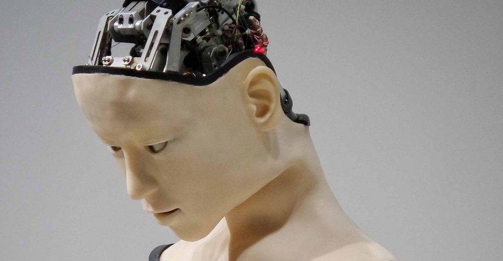 Dehumanizing, inhuman, robot, female robot