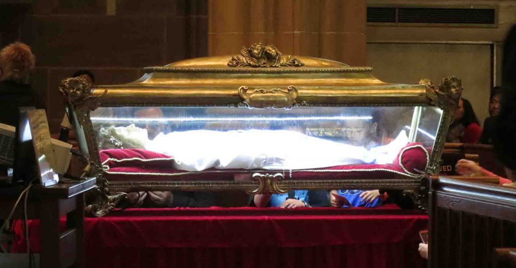 Maria Goretti, saint of great mercy