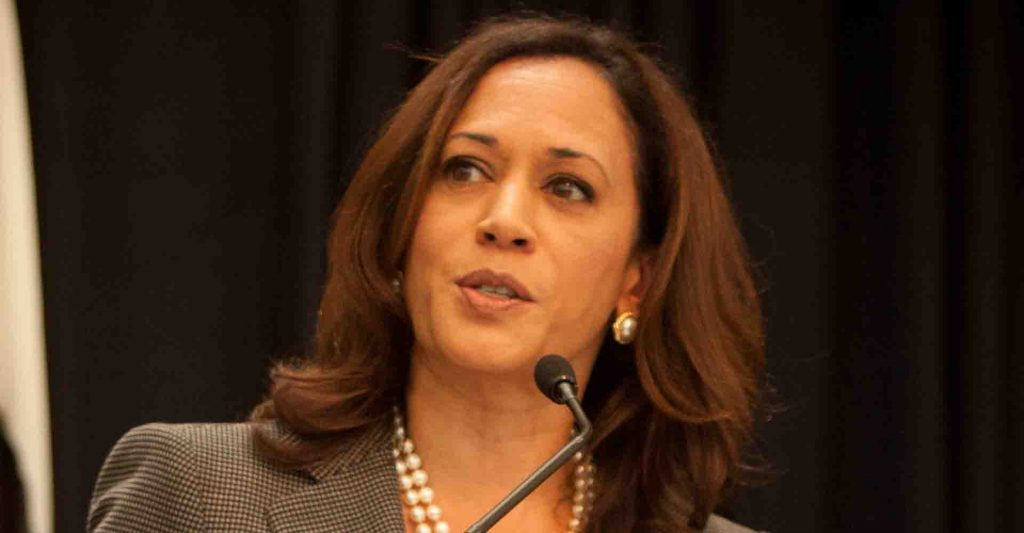 justice and voting, pro-abortion candidate Kamala Harris